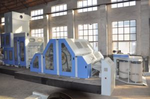 Kevlar Fiber Carding Spinning Machine (CLJ) pictures & photos
