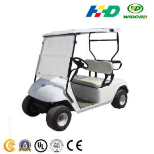 New Style Electric Golf Car (HHD-2GA)