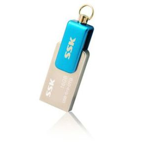 Promotional Famous Android OTG USB Flash Drive (OM-P414) pictures & photos