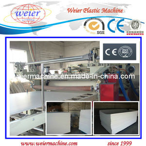 CE PVC Free Foamed Sheet Plastic Machine (3mm-20mm) SJSZ-80/156 pictures & photos