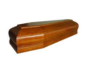 Italian Style Coffin (BN-L-617B)