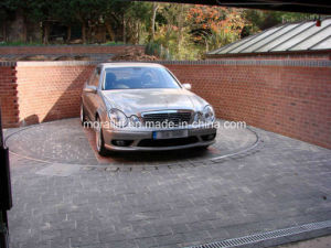 Domestic Driveway Rotating Car Turntable pictures & photos
