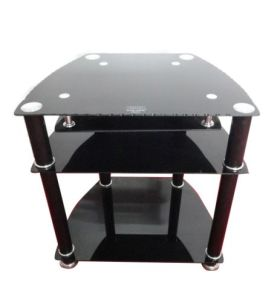 Hot Selling New Modern Tempered Glass LCD TV Stand pictures & photos