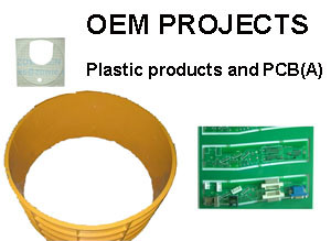 OEM Projects - Plastic Product and PCBA