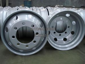 8.25x22.5 Heavy Duty Truck Wheel pictures & photos