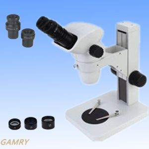 Stereo Zoom Microscope Szx6745 Series with Different Type Stand pictures & photos