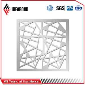 2017 Ideabond Feve High Gloss Screen Aluminum Composite Panel (AE-101) pictures & photos