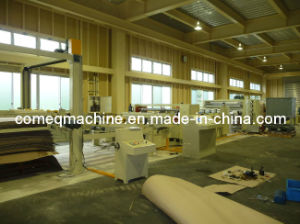 Auto Flat Paperboard Making Machine pictures & photos