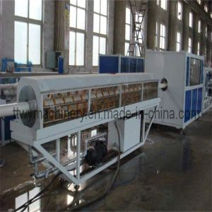 PVC Drainage Pipe Production Line Extruder (tsj-160) pictures & photos