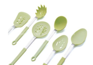 Stainless Steel Silicone Kitchen Utensil (SE-393) pictures & photos