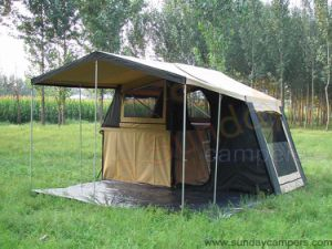 Camping Gear 4WD Trailer Tent (SC01) pictures & photos