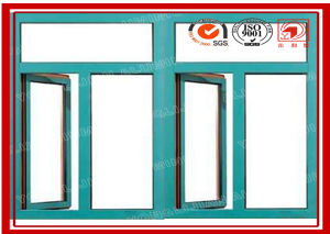 70b Tempered Glass Aluminium Casement Windows As2047 pictures & photos