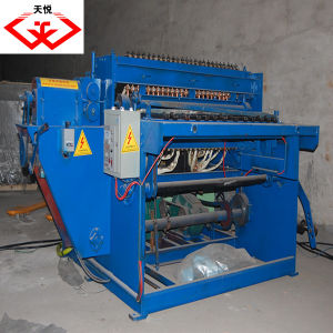 Fully Automatic and Semi-Automatic Welded Wire Mesh Machine pictures & photos