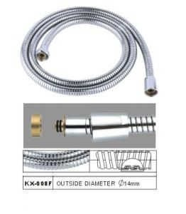 Stainless Steel Shower Hose (KX-008F)