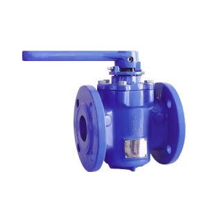 Water Control Brass Plug Valve