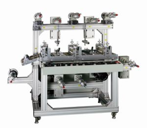 Roll Adhesive Tape Multilayer Laminating Rewinding Machine pictures & photos