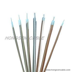 Semi Rigid Coaxial Cable (HSR-141) pictures & photos