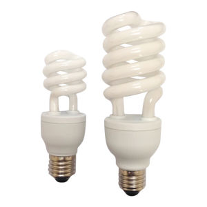 Half Spiral Energy Saving Lamp/CFL with CE/RoHS