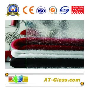 3~8mm Patterned Glass Used for Windowglass Building Glass pictures & photos