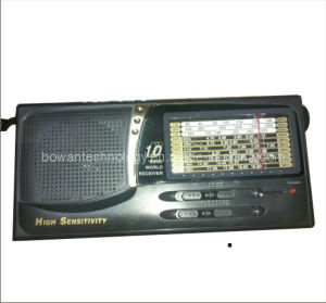 FM/AM/LW/SW1-7 10 Band Radio Receiver (BW-300)