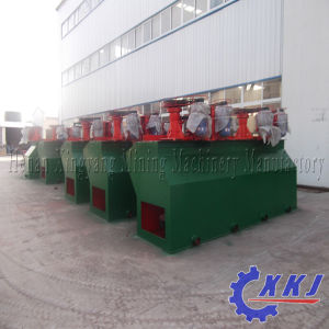 High Capacity, High Efficiency and High Recovery Rate Copper Ore Flotation Machine pictures & photos