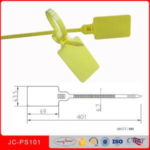 Jcps-101cable Tightener Tie Plastic Seals Tanker Logistics Plastic Security Seals