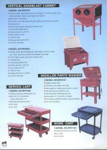 Vertical Sandblast Cabinet