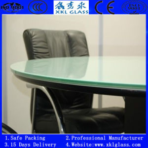 8mm Clear Tempered Glass Tabletop