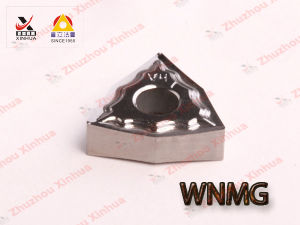 The WNMG Aluminium Turning Inserts pictures & photos
