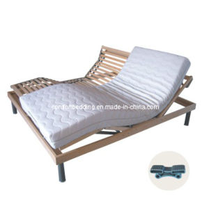 Best Sell Electric Slatted Bed, Double Size pictures & photos