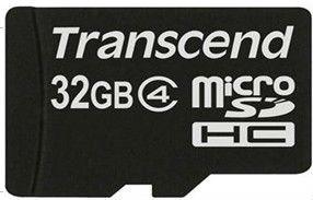 High Quality SDHC Transcend Micro SD Card 32GB (TC32)