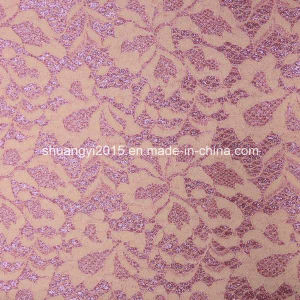 High Quality Fashion Lace Glitter for Shoes pictures & photos