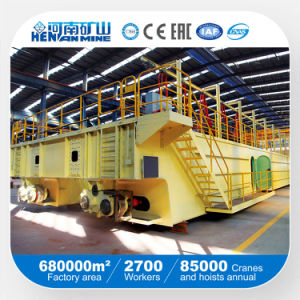 10t Workshop Double Beam Overhead Crane pictures & photos