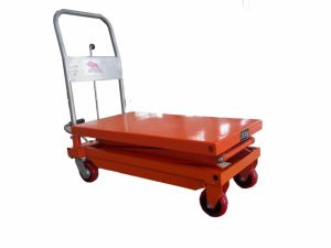Light-Duty and Small Size Table Truck pictures & photos