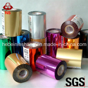 Aluminum Foil Jumbo Roll for Cigarette Cable Pharmaceutical pictures & photos
