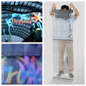 Indoor&Outdoor Flexible LED Strip Curtain pictures & photos