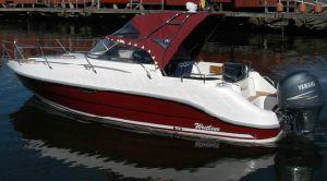 Cabin Cruiser Yacht (HD-700)