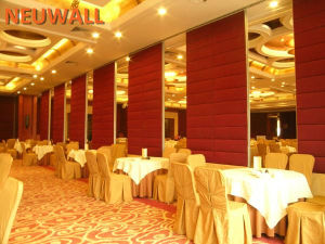 Mobile Partition Walls for Hotel Space Division pictures & photos