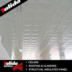 Clip-in Aluminum Ceiling (TLD-001)