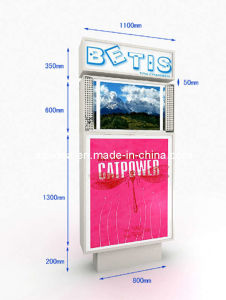 Outdoor Advertising Direction Sign Banner Display Stand pictures & photos