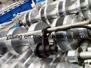 18m*1.6m*1.8m, 10-20m/ Min Automatic Metal Deck Roll Forming Machine (YD-0225)