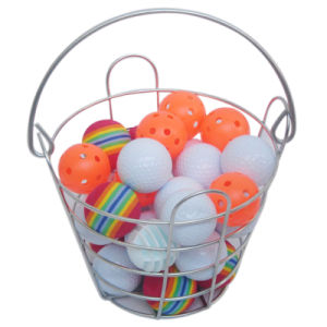 Plastic Golf Range Ball and Ball Basket (AB-44) pictures & photos