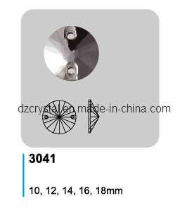 Crystal Sew-on Stones Beads (DZ-3041)