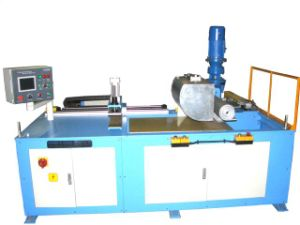 """CNC """"G""""-Shaped Coil Bending Machine"""