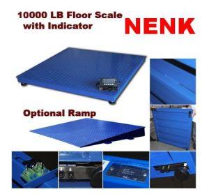 1-10t Platform Floor Scale