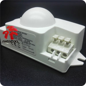 Microwave Motion Detector Sensor with Ce for Light