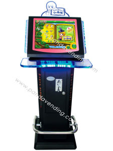 Touch Game Machine (GM-T19, Magic Finger) pictures & photos