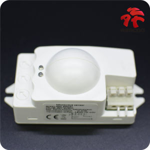 Microwave Motion Detector Sensor with Ce for Light pictures & photos