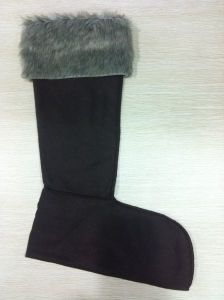 Fleece Rainshoes Socks, Boot Sock pictures & photos