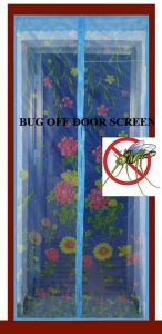 2013 New Door Curtain Magnetic Fly Mesh Insect Repellent